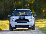 Mini Cooper S Countryman All4 US-spec (R60) 2010–13 images