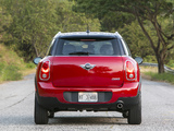 Mini Cooper Countryman US-spec (R60) 2010–13 images