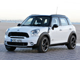 Mini Cooper S Countryman All4 (R60) 2010–13 images