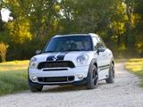 Mini Cooper S Countryman All4 US-spec (R60) 2010–13 photos