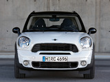 Mini Cooper S Countryman All4 (R60) 2010–13 photos