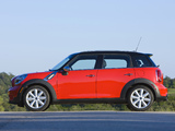 Mini Cooper S Countryman US-spec (R60) 2010–13 photos