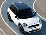 Mini Cooper S Countryman All4 (R60) 2010–13 pictures