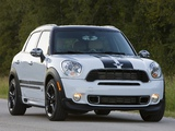 Mini Cooper S Countryman All4 US-spec (R60) 2010–13 wallpapers