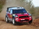 Mini John Cooper Works Countryman WRC (R60) 2011–12 photos