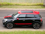 Mini John Cooper Works Countryman ZA-spec (R60) 2012 images