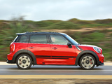 Mini John Cooper Works Countryman UK-spec (R60) 2012 photos