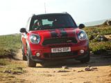 Mini John Cooper Works Countryman UK-spec (R60) 2012 pictures
