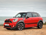 Mini John Cooper Works Countryman UK-spec (R60) 2012 pictures