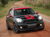 Mini John Cooper Works Countryman ZA-spec (R60) 2012 wallpapers