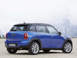 Mini Cooper Countryman All4 (R60) 2013 images