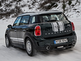 Mini Cooper SD Countryman All4 (R60) 2013 images