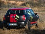 Mini Countryman Dakar Service Vehicle (R60) 2013 photos