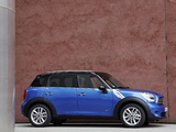 Mini Cooper Countryman All4 (R60) 2013 photos
