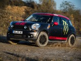 Mini Countryman Dakar Service Vehicle (R60) 2013 pictures