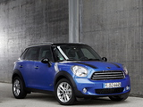Mini Cooper Countryman All4 (R60) 2013 wallpapers