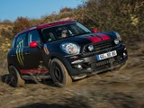 Mini Countryman Dakar Service Vehicle (R60) 2013 wallpapers