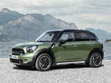 Mini Cooper SD Countryman All4 (R60) 2014 images