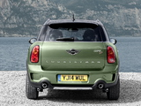 Mini Cooper SD Countryman All4 (R60) 2014 photos