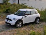 Photos of Mini Cooper S Countryman All4 (R60) 2010–13
