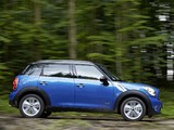Photos of Mini Cooper Countryman All4 (R60) 2013