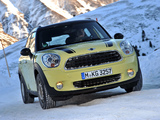 Pictures of Mini Cooper D Countryman All4 (R60) 2010–13