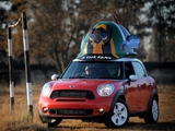 Pictures of Mini Cooper S Countryman Makarapa (R60) 2010