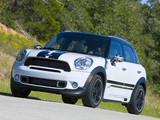Pictures of Mini Cooper S Countryman All4 US-spec (R60) 2010–13