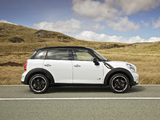 Pictures of Mini Cooper SD Countryman All4 UK-spec (R60) 2011–13