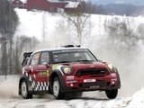 Pictures of Mini John Cooper Works Countryman WRC (R60) 2011–12