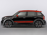 Pictures of Mini John Cooper Works Countryman (R60) 2012