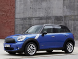 Pictures of Mini Cooper Countryman All4 (R60) 2013