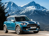 Pictures of MINI Cooper S Countryman ALL4 Exterior Optic Pack (F60) 2017
