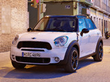 Mini Cooper S Countryman All4 (R60) 2010–13 wallpapers