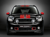 Mini Cooper S Countryman All4 Accessorized (R60) 2010 wallpapers