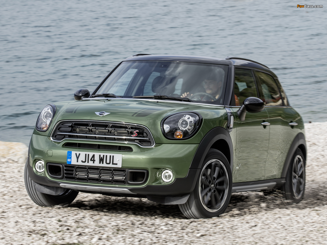 Mini Cooper SD Countryman All4 (R60) 2014 wallpapers (1280 x 960)