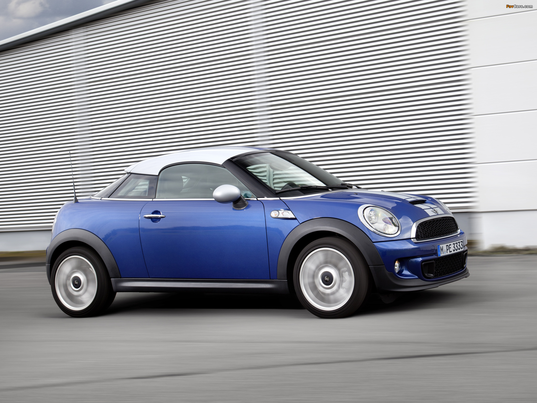Images of MINI Cooper S Coupe (R58) 2011 (2048 x 1536)