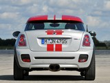 Images of MINI John Cooper Works Coupe (R58) 2011