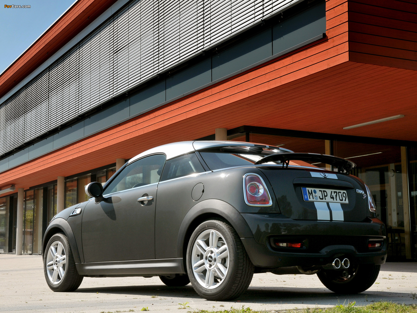 Images of MINI Cooper SD Coupe (R58) 2011 (1600 x 1200)