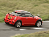 Images of MINI John Cooper Works Coupe UK-spec (R58) 2011