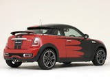 Images of MINI Cooper S Coupe Hotei (R58) 2012