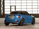 MINI Coupe Concept (R58) 2009 photos