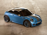 MINI Coupe Concept (R58) 2009 wallpapers