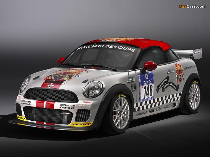 MINI John Cooper Works Coupe Endurance (R58) 2011 images (800 x 600)
