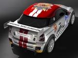 MINI John Cooper Works Coupe Endurance (R58) 2011 images