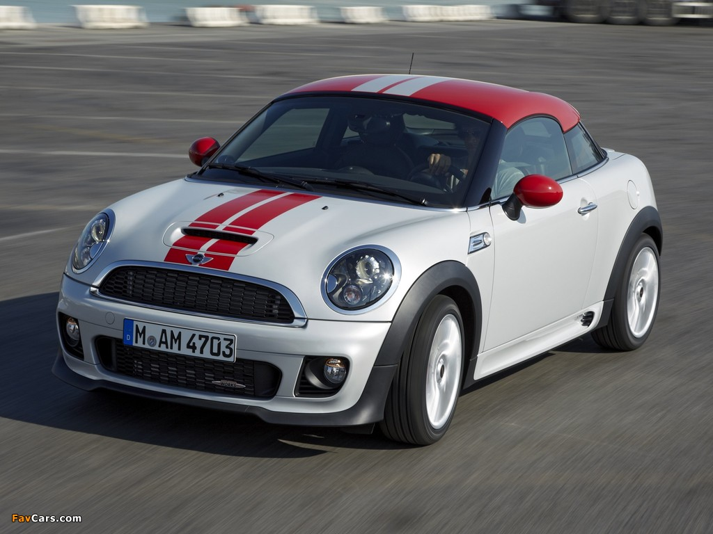 MINI John Cooper Works Coupe (R58) 2011 images (1024 x 768)