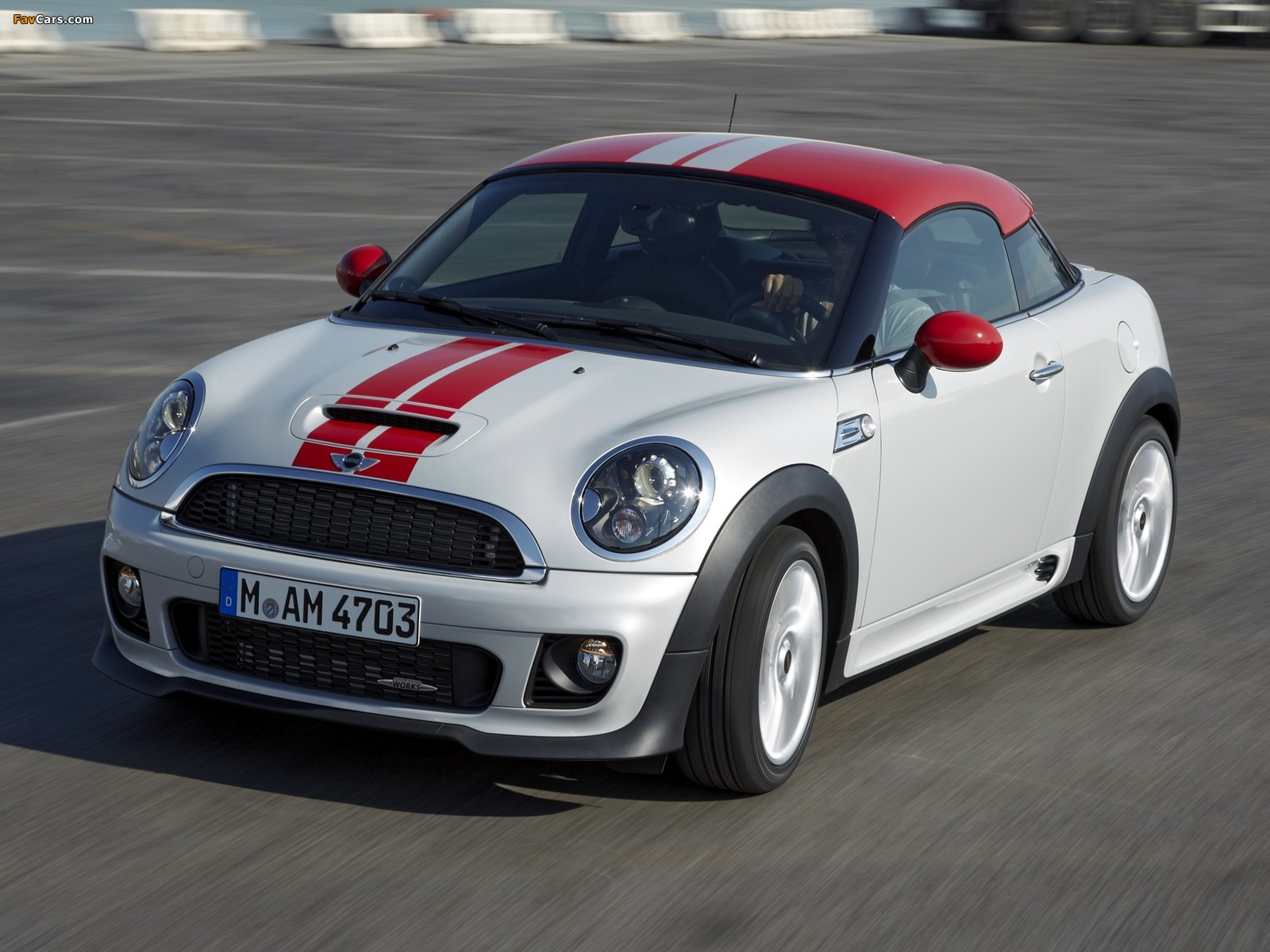 MINI John Cooper Works Coupe (R58) 2011 images (1600 x 1200)