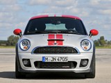MINI John Cooper Works Coupe (R58) 2011 images