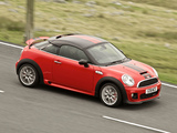MINI John Cooper Works Coupe UK-spec (R58) 2011 photos