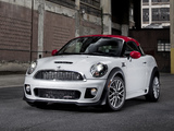 MINI John Cooper Works Coupe US-spec (R58) 2011 photos